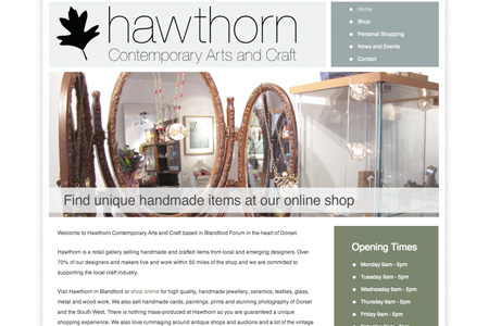 Hawthorn Contemporary Arts and Craft